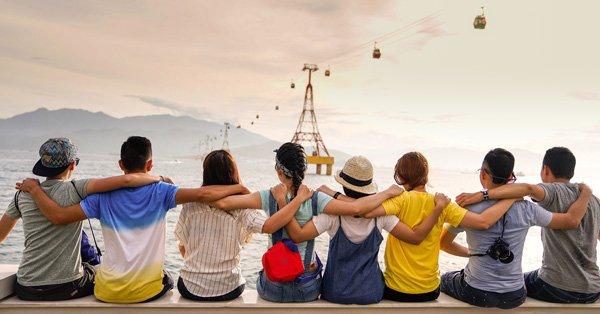 Group Vacation Reasons