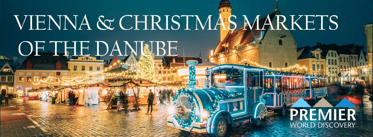 Vienna & Christmas Markets of the Danube