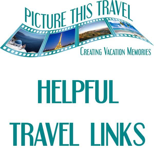 helpful travel links