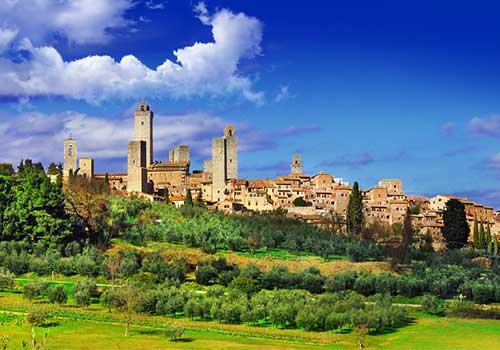 Tuscany Culinary Adventure - San Gimignano