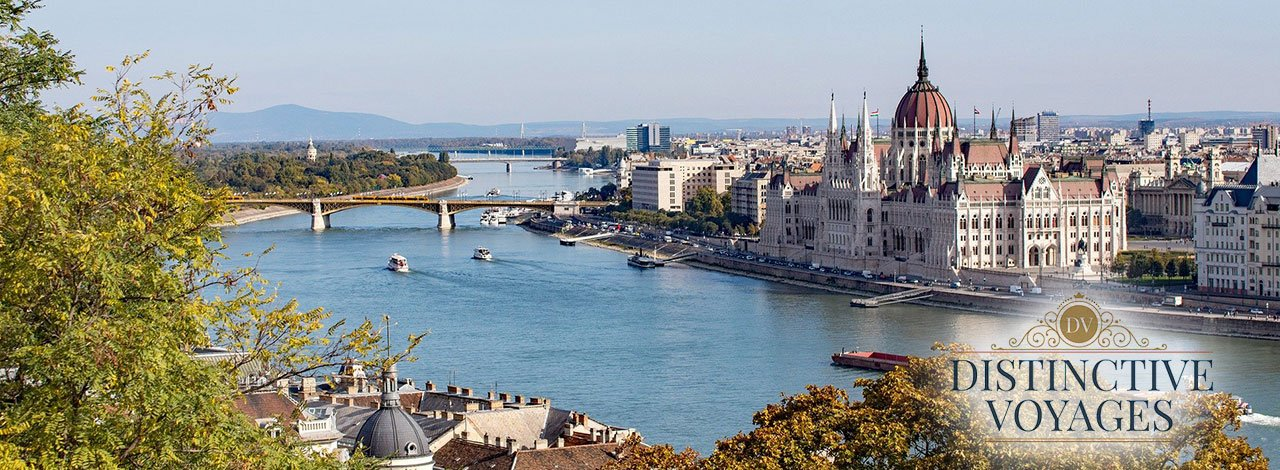 Hosted Danube River Cruise